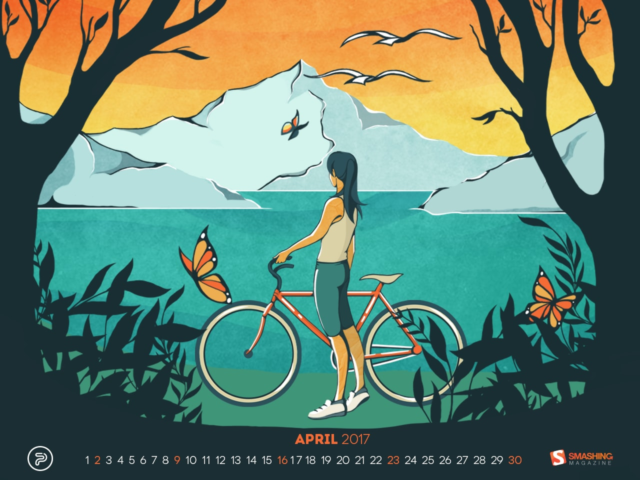 Blooming Colors And A Bit Of Magic: Wallpapers To Get Your ...