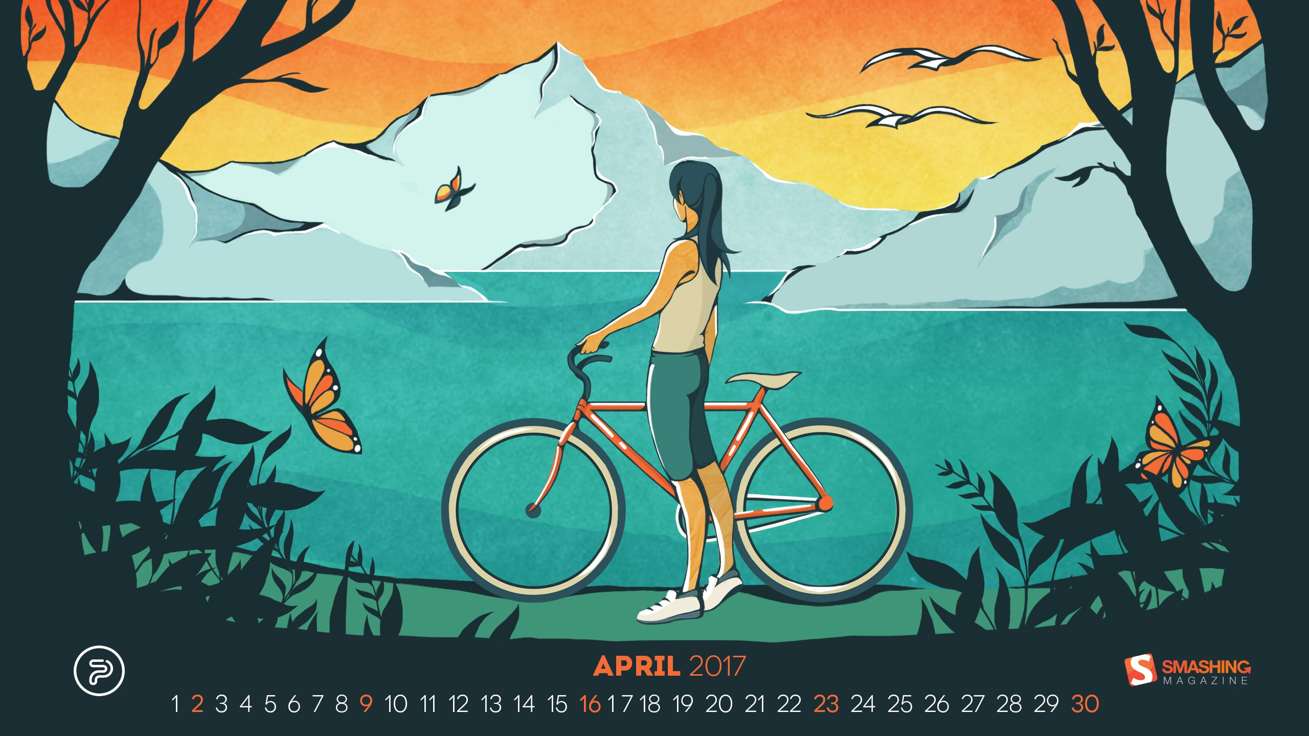 April Is The Nicest Month. U201c