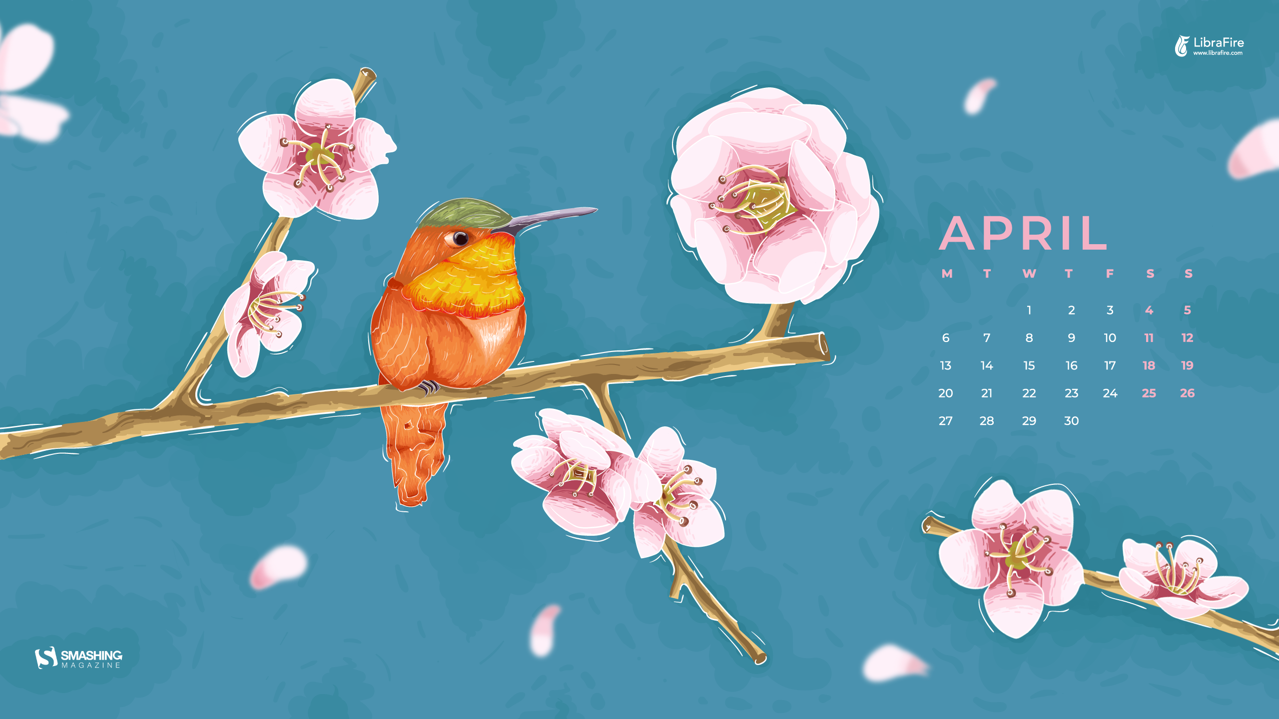 Stay Creative Stay Inspired April 2020 Wallpapers Edition Smashing Magazine