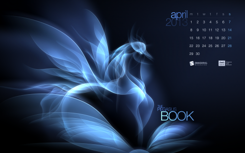 Smashing Desktop Wallpaper - April 2013 (Easter Edition)