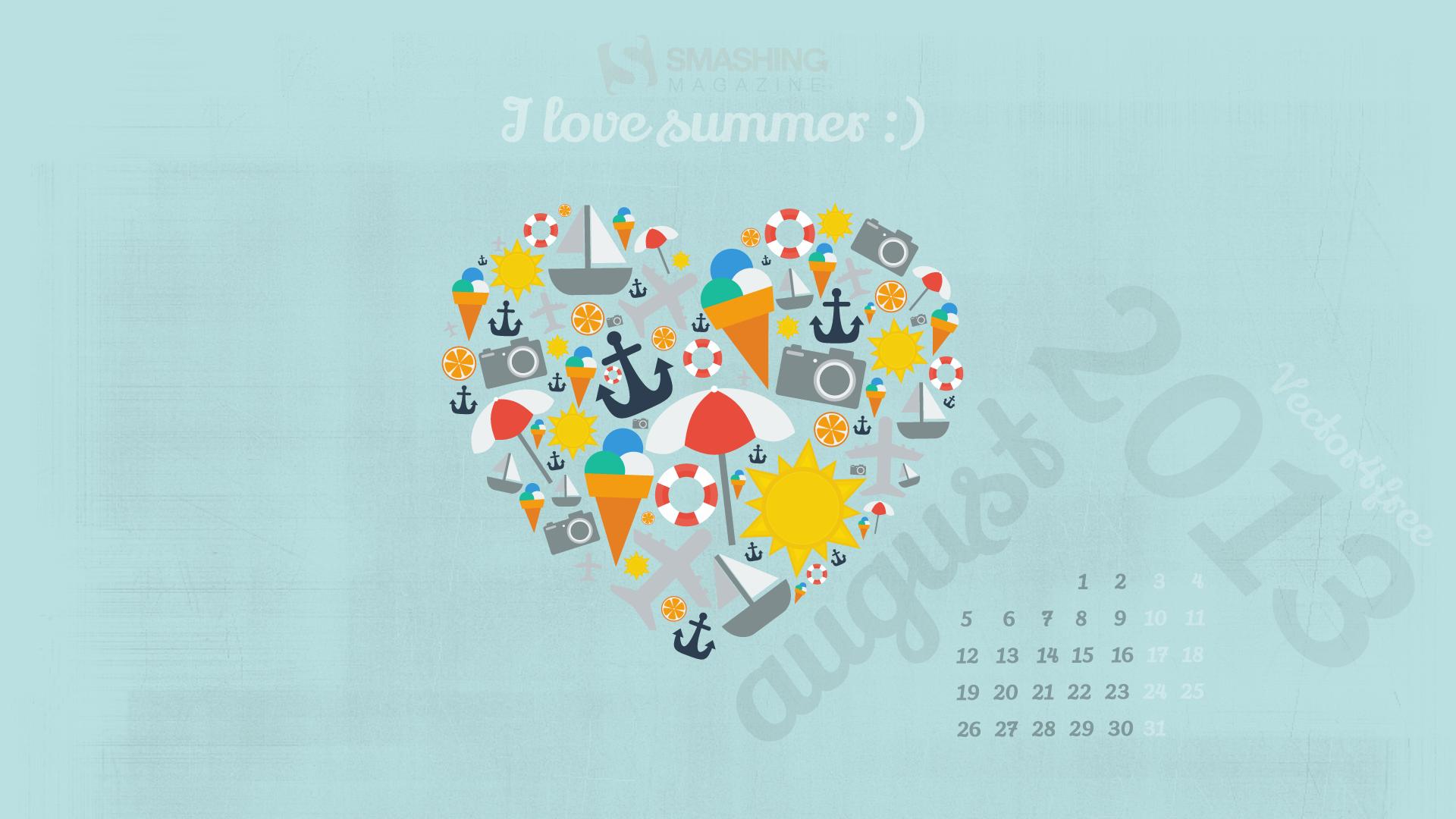 august wallpaper calendar of - photo #35