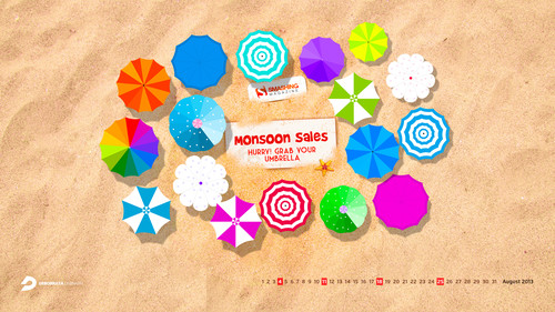 Monsoon sale!