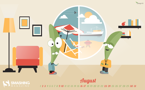 Enjoy The Last Month Of Summer!