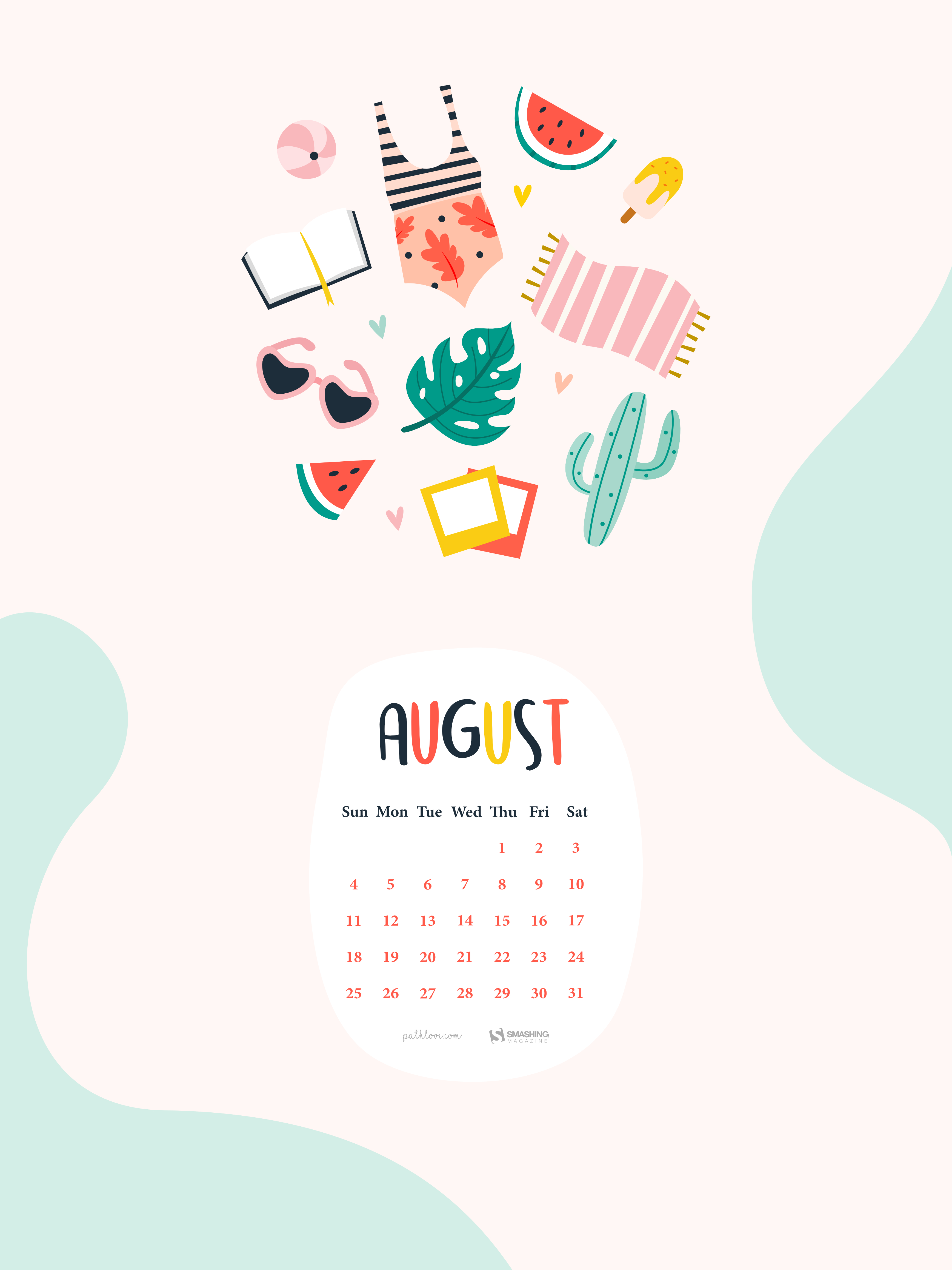 Adventures In August 2019 Wallpapers Edition Smashing Magazine