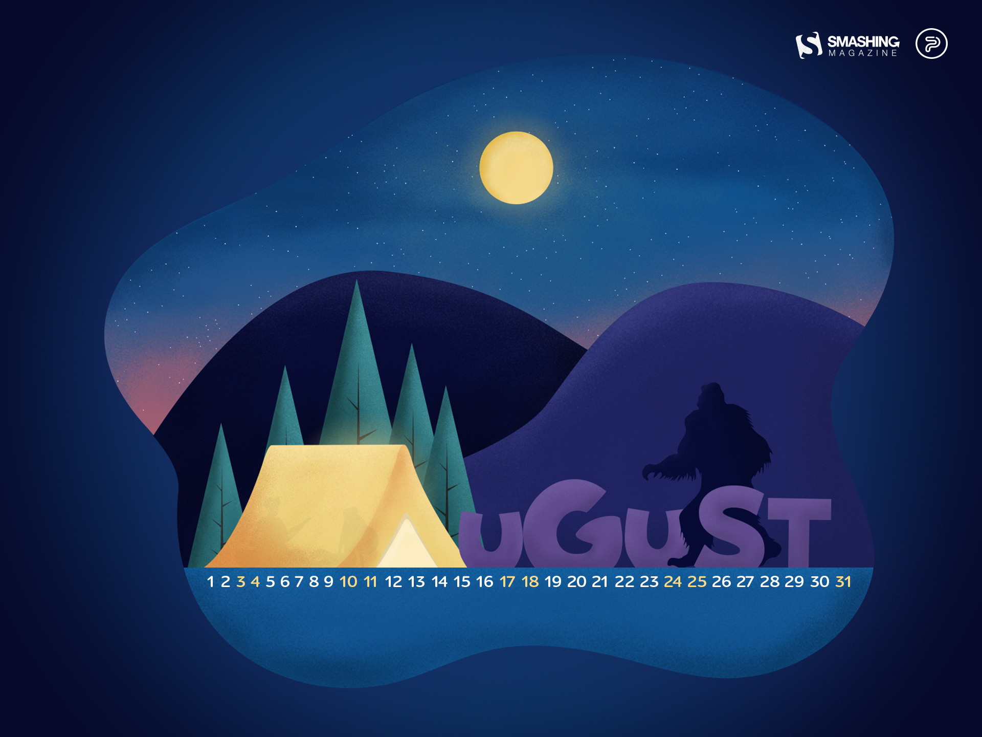 Adventures In August 2019 Wallpapers Edition Smashing