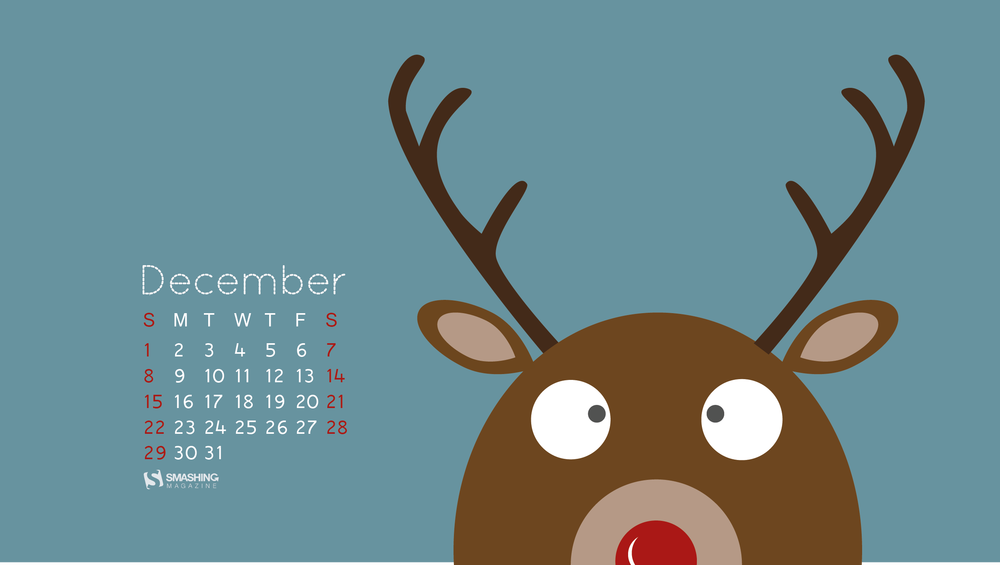 Desktop Wallpaper Calendars December 2013 Christmas Edition