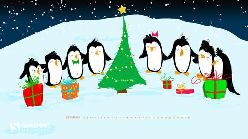A South Pole Christmas