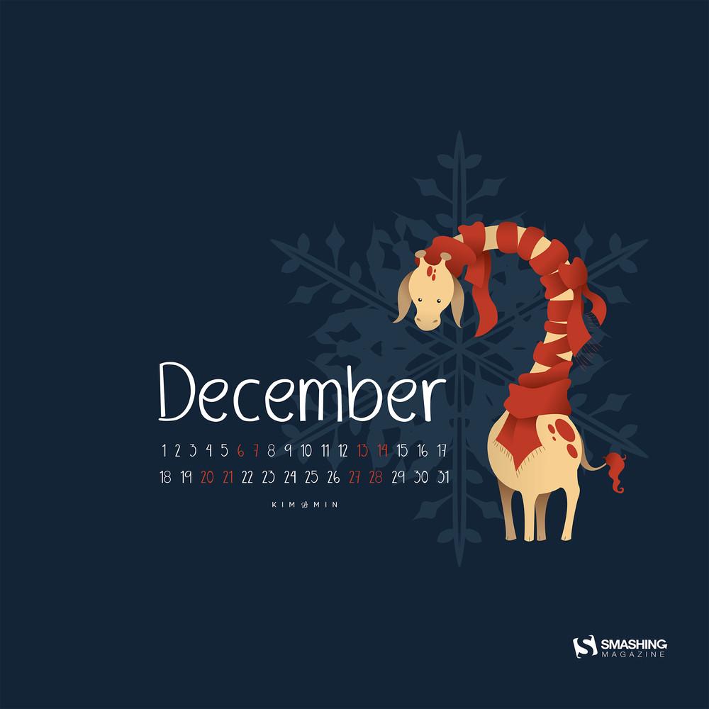 Wallpaper Editorial Calendar : Desktop wallpaper calendars december christmas