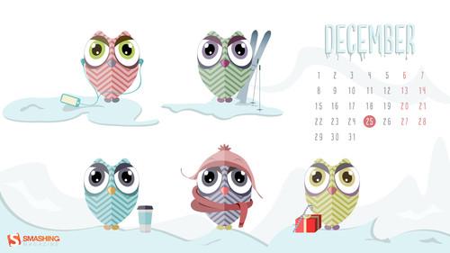 December Owls