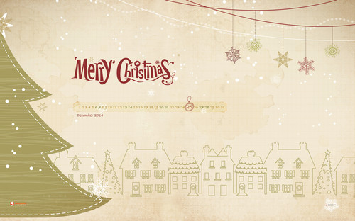 We wish you a Merry Christmas!