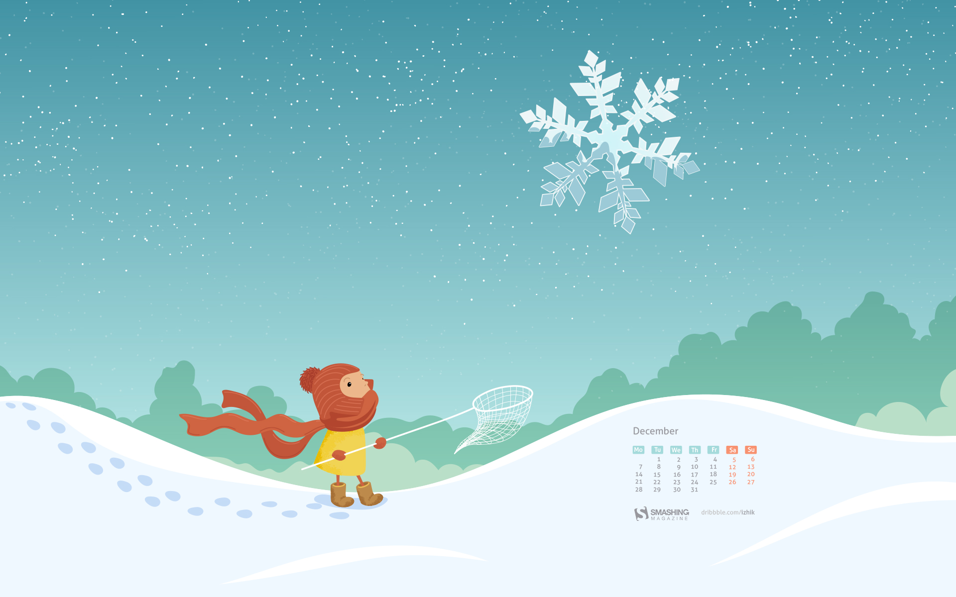 desktop wallpaper calendars december 2015 smashing magazine
