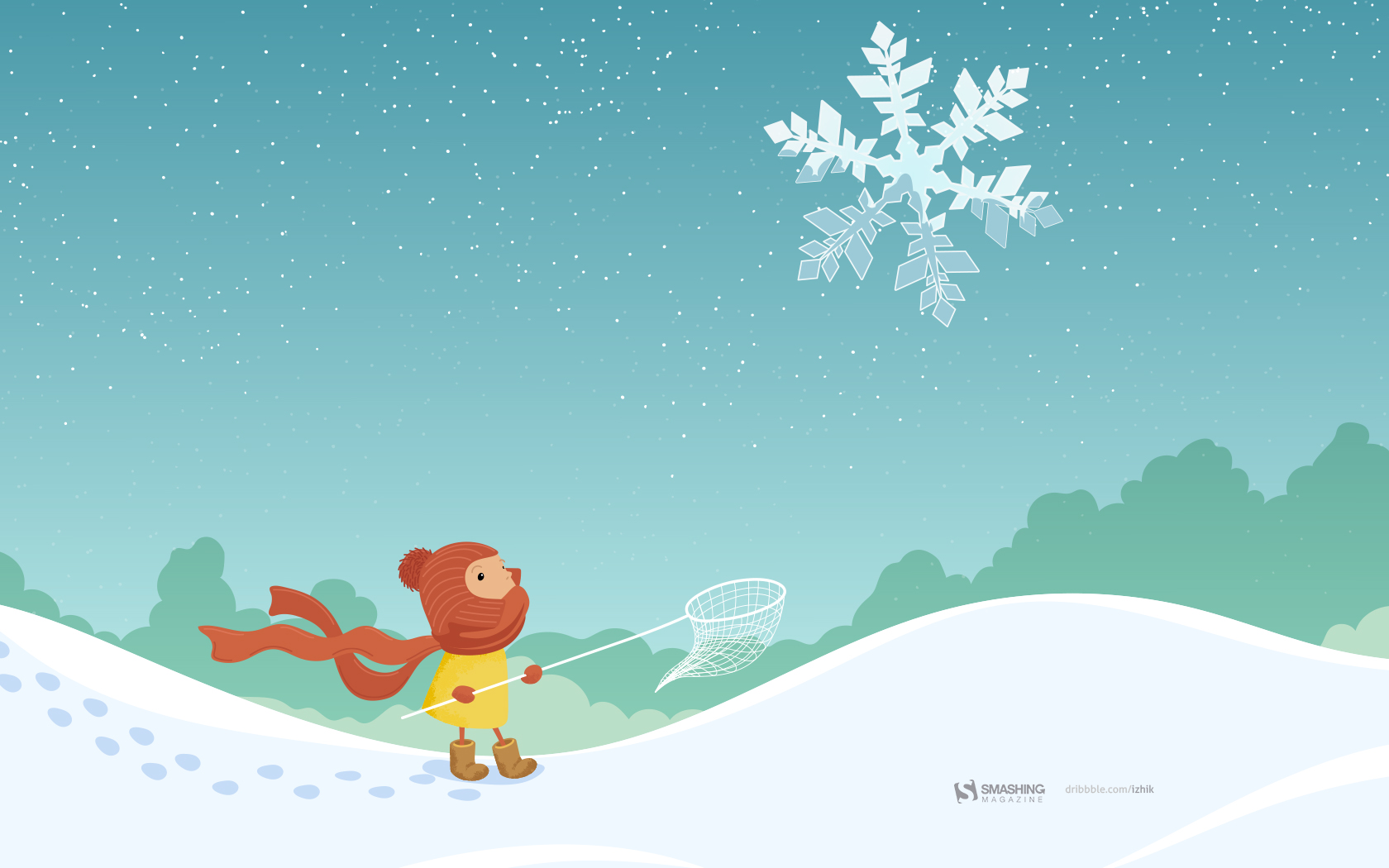 Classic Christmas Motion Background Animation Perfecty: Snow, Ice And Frost ☃️ 48 Winter Wallpapers!