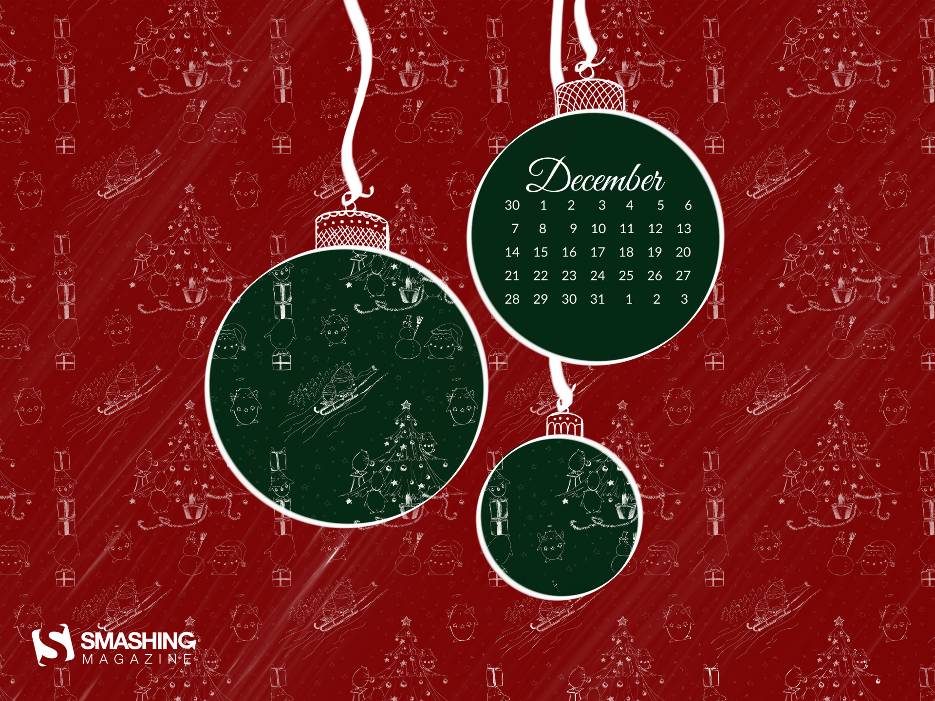 desktop wallpaper calendars  december 2015  u2014 smashing magazine