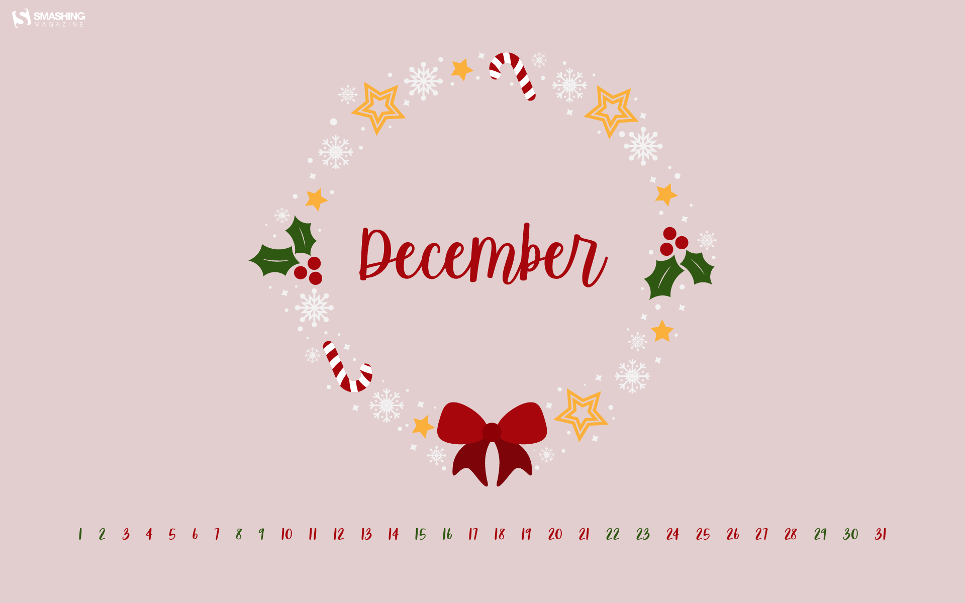 Christmas Graphic Design.It S Beginning To Look A Lot Like December 2018 Wallpapers