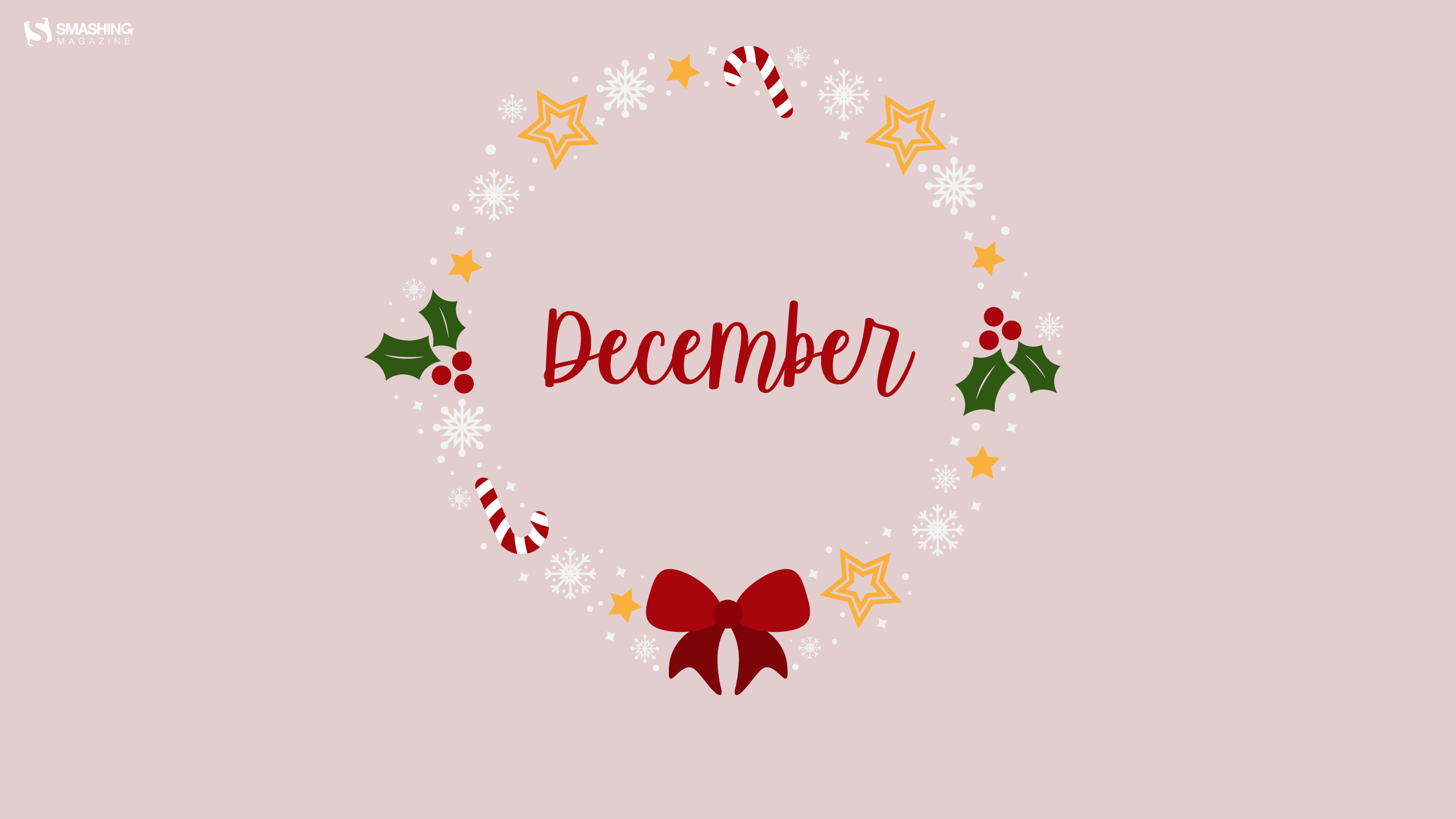 it's beginning to look a lot like… december (2018 wallpapers