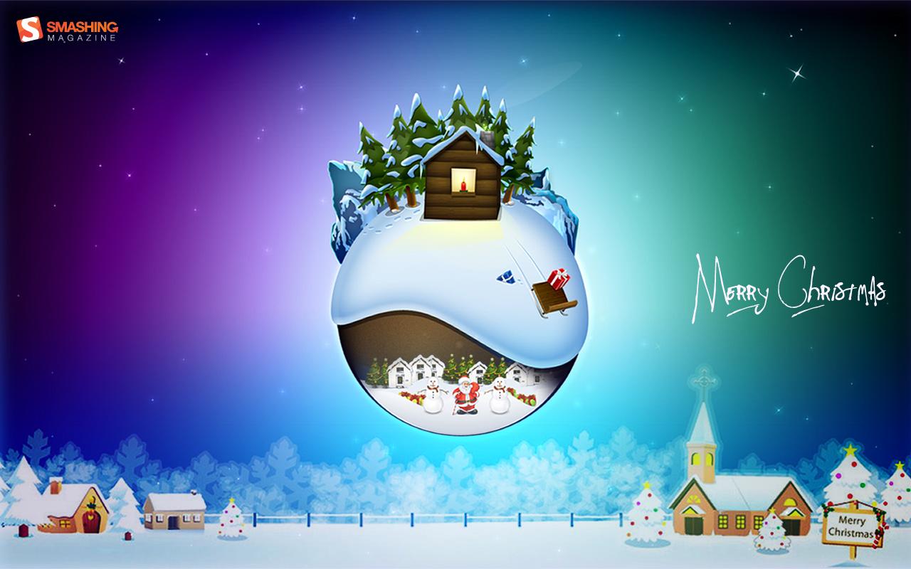 Christmas Winter desktop wallpapers