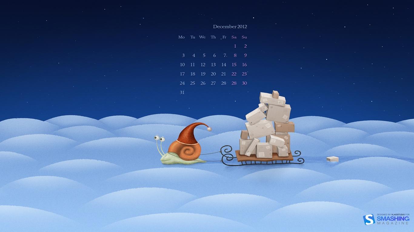 Calendar Wallpaper Smashing Magazine : Desktop wallpaper calendars december christmas