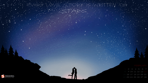 Every Love Story is Written on Stars
