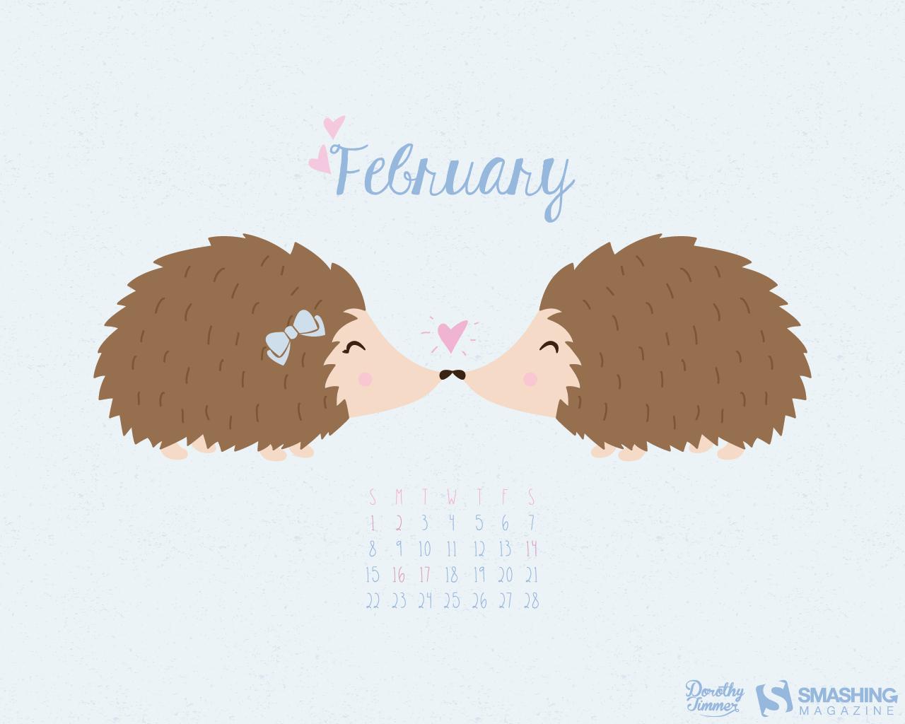Desktop Wallpaper Calendars February 2015 Print2web