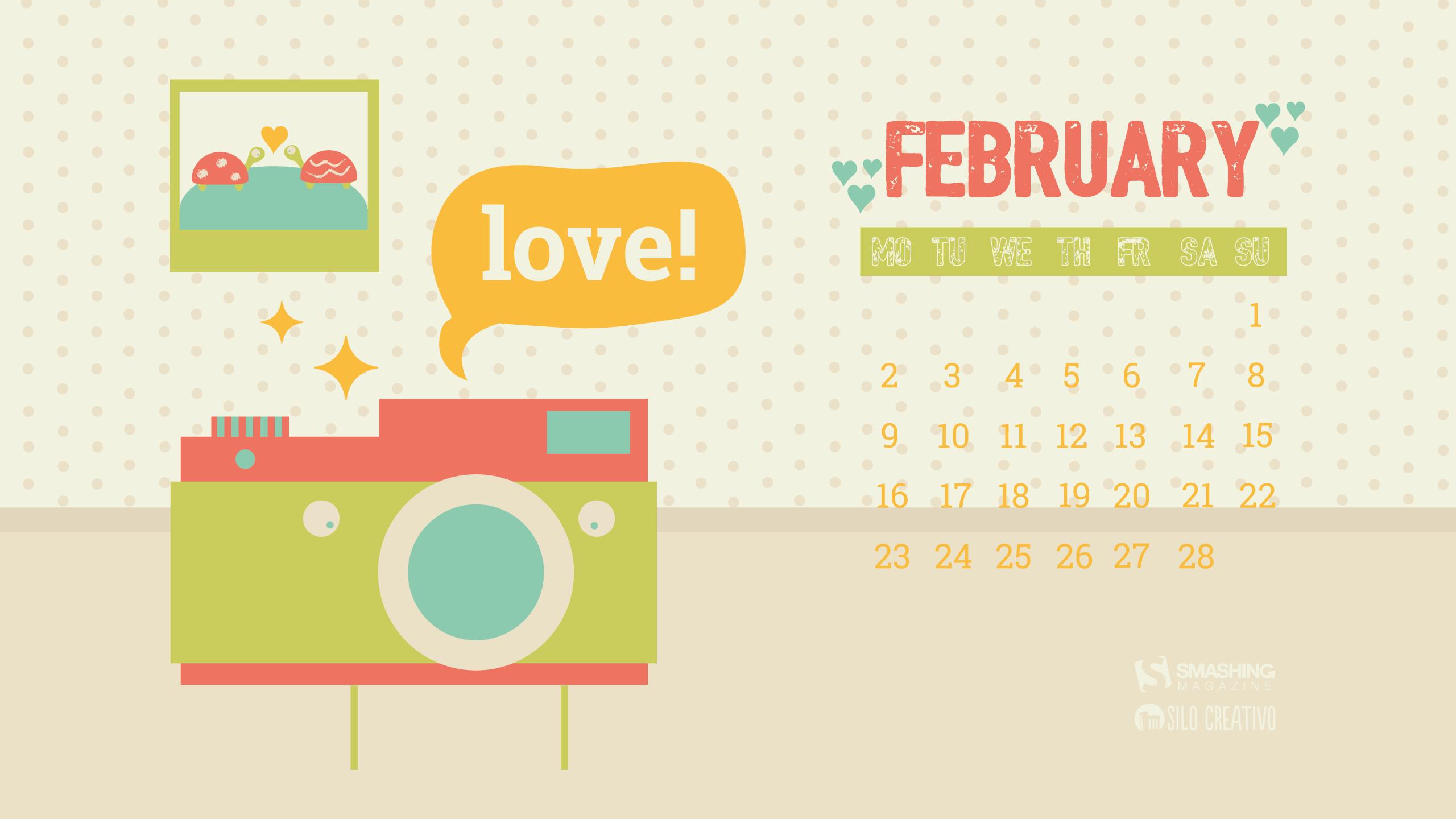 Desktop Wallpaper Calendars February 2015 Smashing Magazine