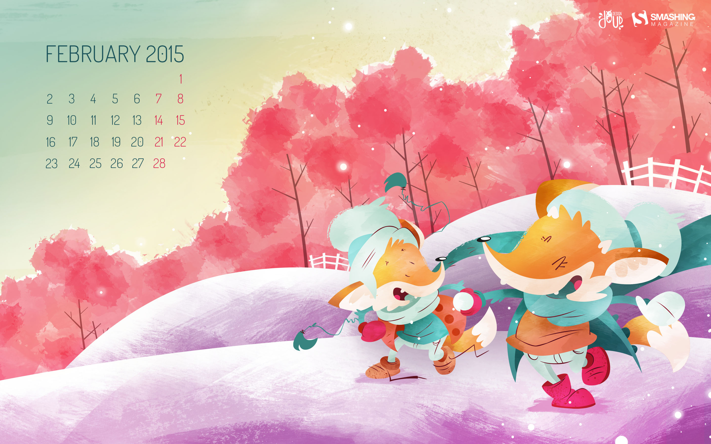 desktop wallpaper calendars  february 2015  u2014 smashing magazine