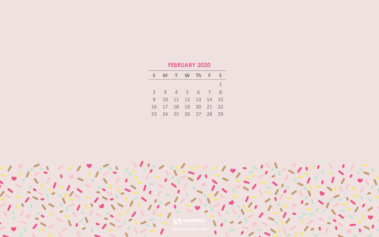 29 Days Of February (2020 Wallpapers Edition) — Smashing ...