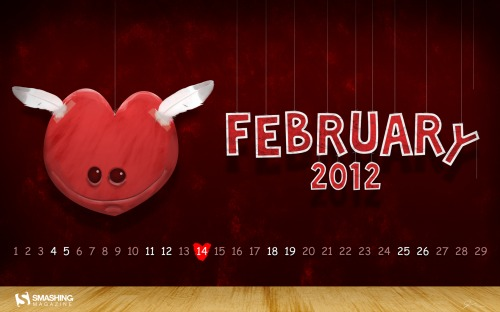 Smashing Wallpaper - february 12