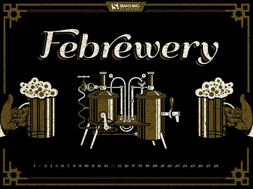 Desktop Wallpaper Calendar: February 2014