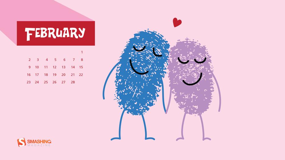 Calendar Wallpaper Smashing Magazine : Desktop wallpaper calendars february smashing magazine