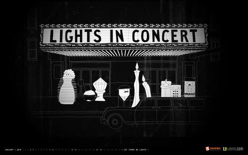 Lights in Concert