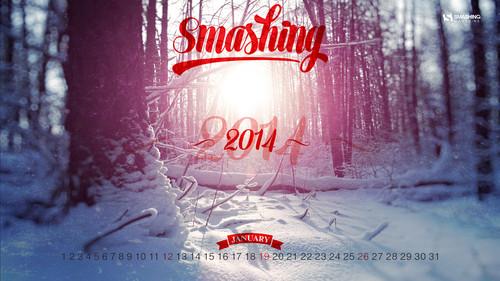 Smashing new year