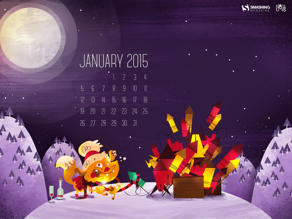 desktop wallpaper calendars january 2015 smashing magazine