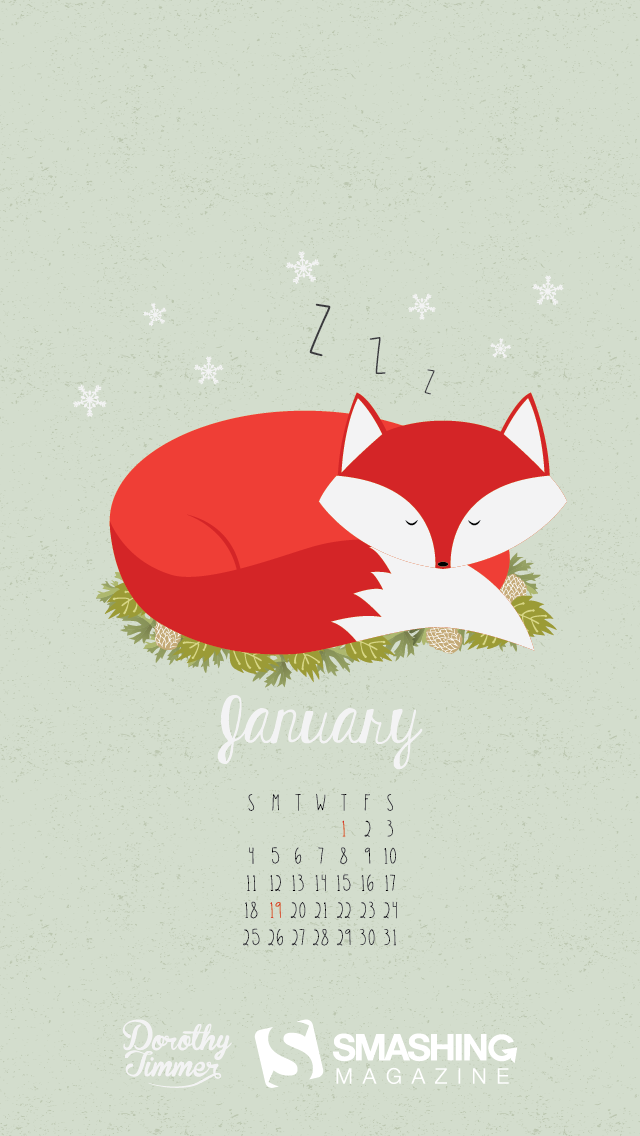 Rest Of Year Calendar : Desktop wallpaper calendars january — smashing magazine