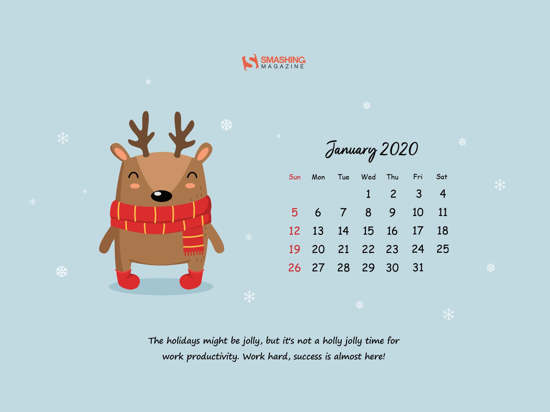 New Adventures Ahead January 2020 Wallpapers Smashing