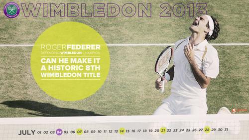 Wimbledon 2013 RF
