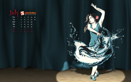 Smashing Desktop Wallpapers - July 2012