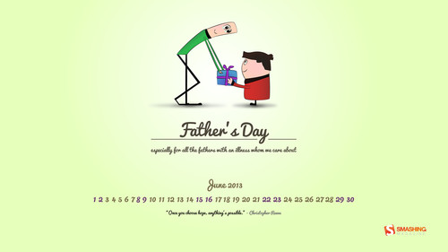 Father's Day: Never Lose Hope