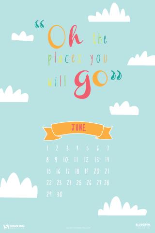 desktop wallpaper calendars june 2014 � smashing magazine