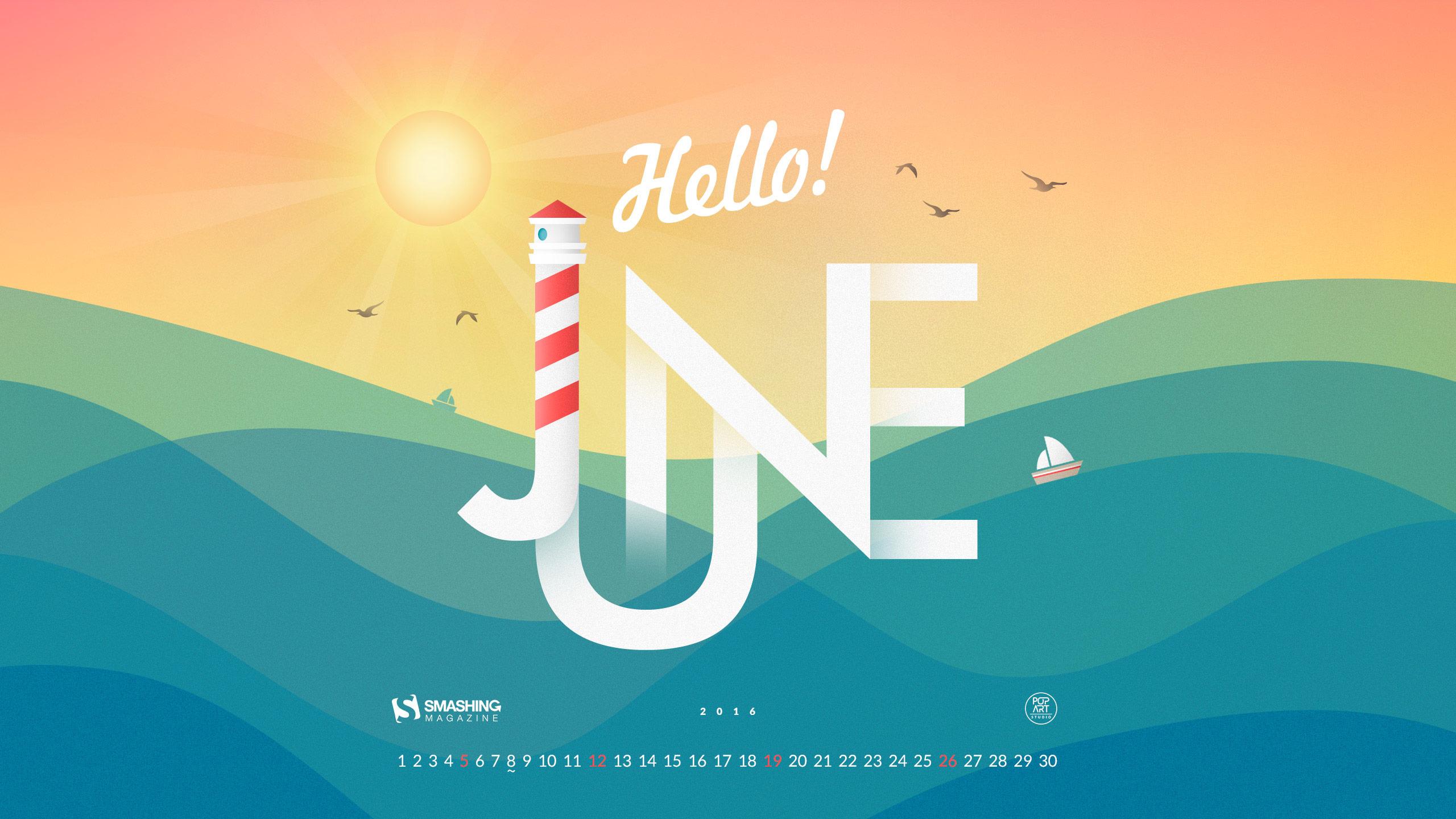 Summer June wallpaper pictures