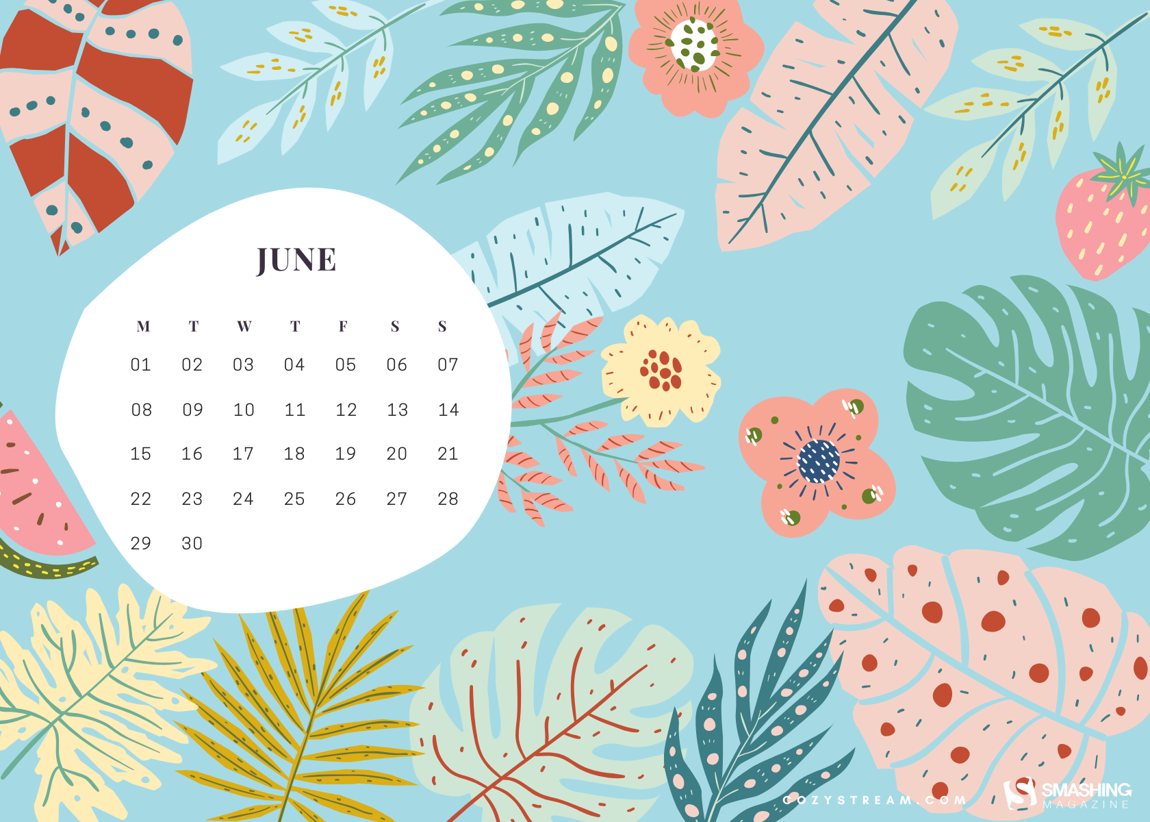 Explore Your Inner Artist (June 2020 Wallpapers Edition ...
