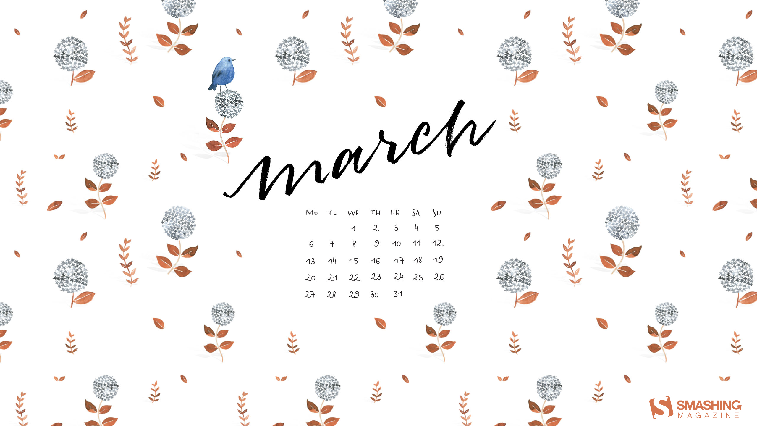 Hibernation Time Is Over Inspiring Desktop Wallpapers To Fuel Your