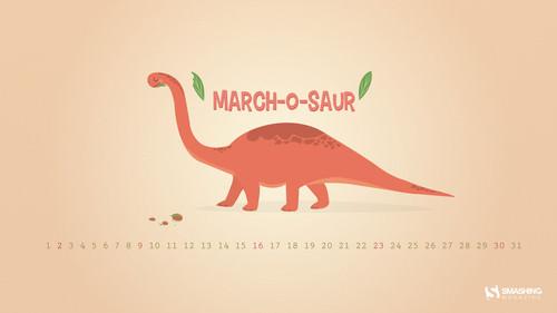 March-o-Saur