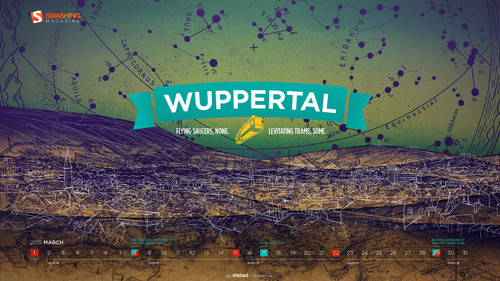 Cartographic Wuppertal