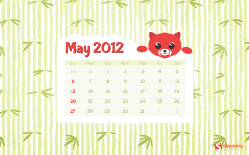 Smashing Wallpaper - may 12