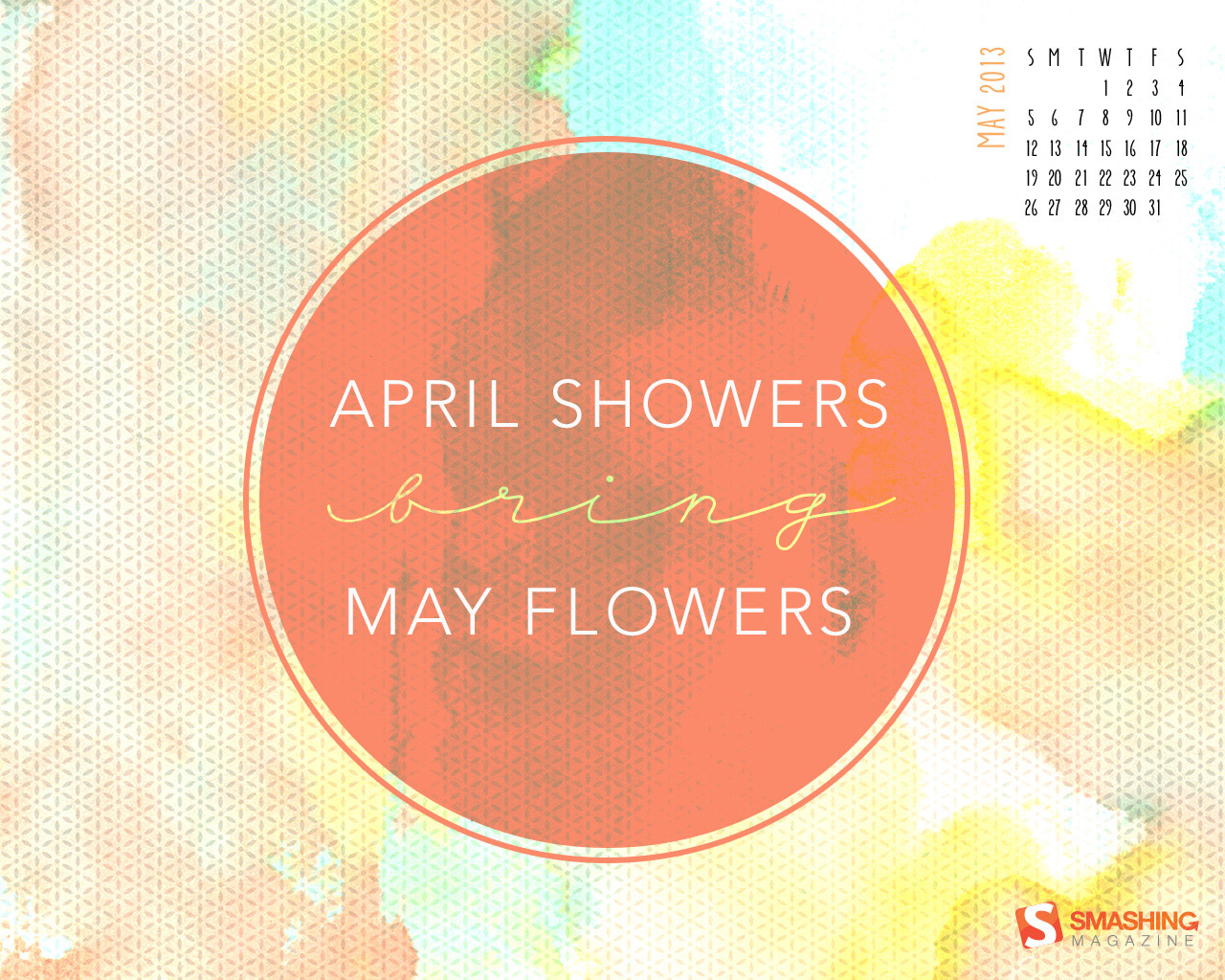 Desktop Wallpaper Calendar April 2011 Smashing Magazine