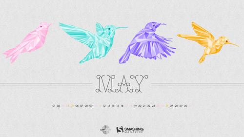 Birds of May