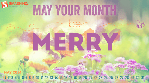 May Your Month be Merry
