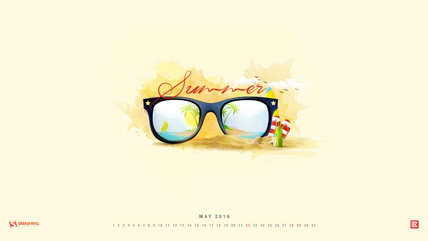Desktop Wallpaper Calendars May 2016 Smashing Magazine