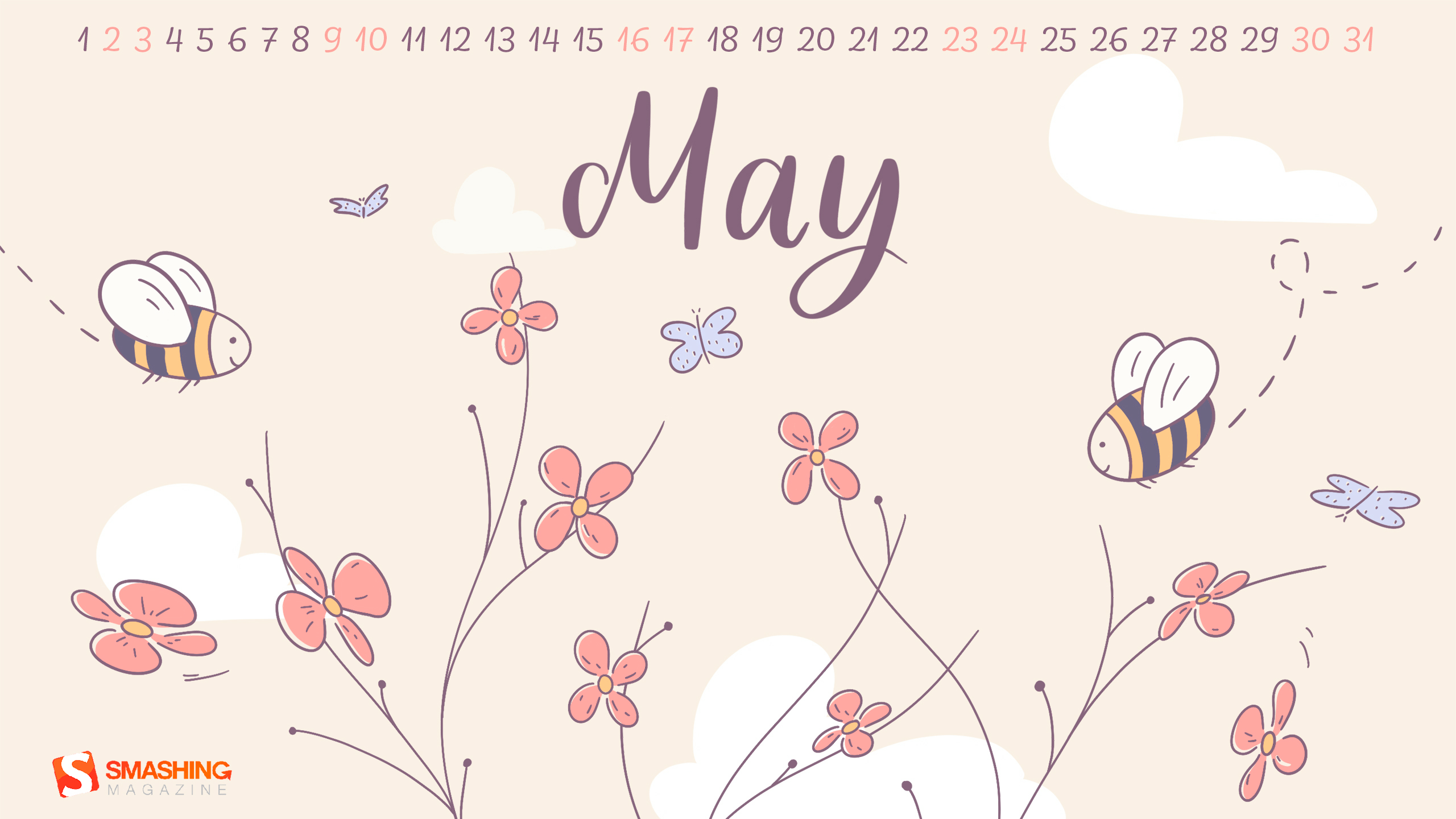foto de Brighten Up Someone's May (2020 Wallpapers Edition) — Smashing ...