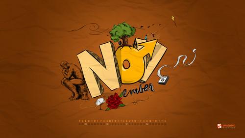 Its November!!!